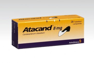 What is Atacand 8 mg used for? - TabletWise