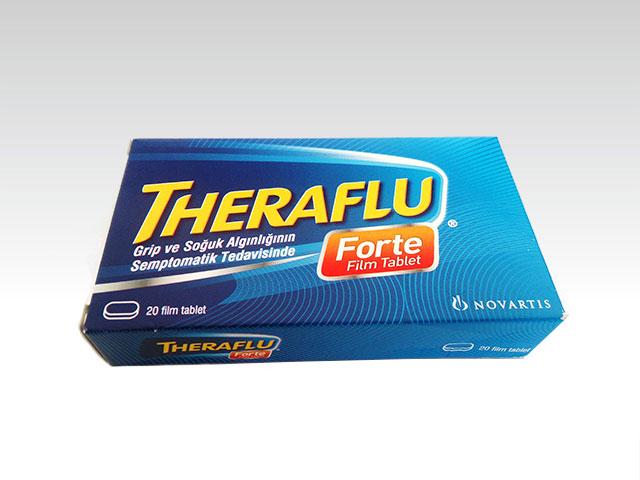 Theraflu Fort Tablet Grip Ilaci Endikasyon Ilac Bilgi