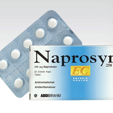 how effective is naprosyn ibuprofeno