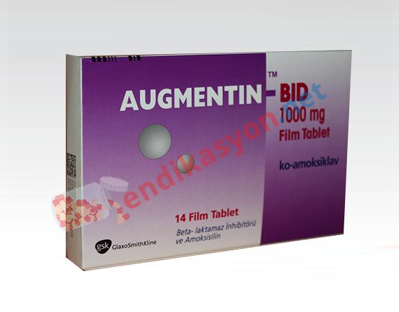 Küçük hastaların tedavisinde Augmentin süspansiyonu